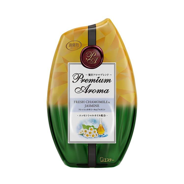 玄関・リビング用 消臭力 Premium Aroma(プレミアムアロマ) フレッシュカモミール&ジャスミン