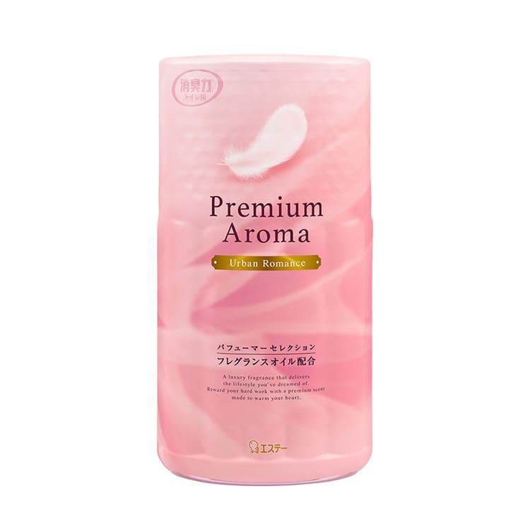 消臭力 トイレ用 Premium Aroma(プレミアムアロマ) アーバンロマンス
