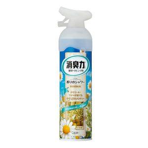 玄関・リビング用 消臭力 香りのシャワー 寝室用アロマカモミールの香り