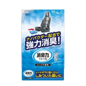 クルマの消臭力 シート下専用 300g ウォータリースカッシュ