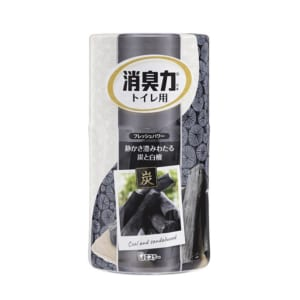 炭と白檀の香り