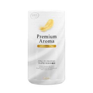 消臭力 トイレ用 Premium Aroma(プレミアムアロマ) ルミナスノーブル