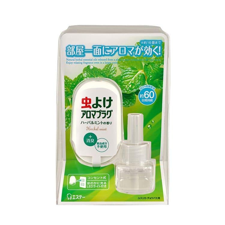 虫よけアロマプラグ ハーバルミントの香り(本体)