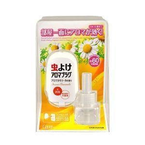 虫よけアロマプラグ アロマカモミールの香り(本体)