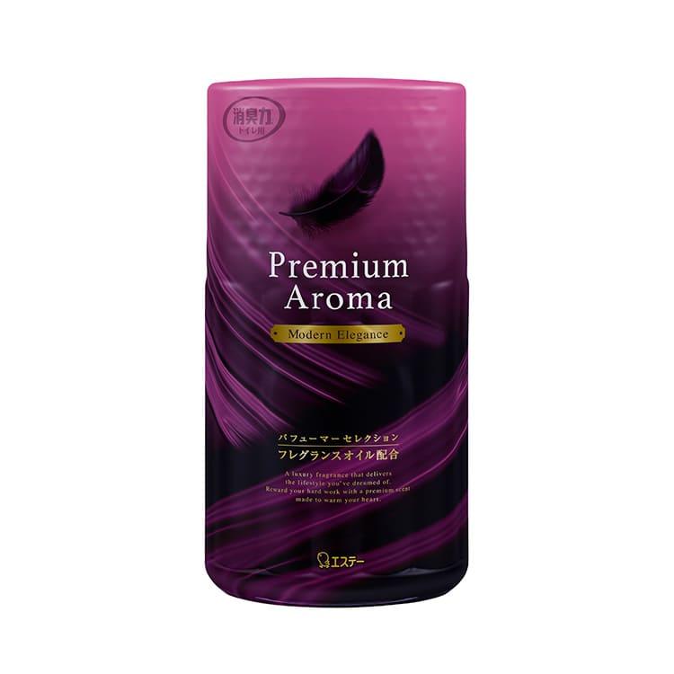 消臭力 トイレ用 Premium Aroma(プレミアムアロマ) モダンエレガンス