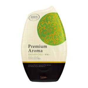 玄関・リビング用 消臭力 Premium Aroma(プレミアムアロマ) 新緑