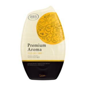 玄関・リビング用 消臭力 Premium Aroma(プレミアムアロマ) 柚黄
