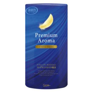 消臭力 トイレ用 Premium Aroma(プレミアムアロマ) クラシックセオリー