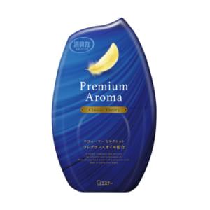 玄関・リビング用 消臭力 Premium Aroma(プレミアムアロマ) クラシックセオリー