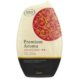 玄関・リビング用 消臭力 Premium Aroma(プレミアムアロマ) 茜椿