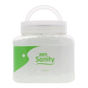 サニティー 業務用消臭剤 大型タイプ 本体 トイレ用 森林