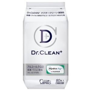 Dr.CLEAN⁺ 除菌・ウイルス除去アルコールクロス つめかえ