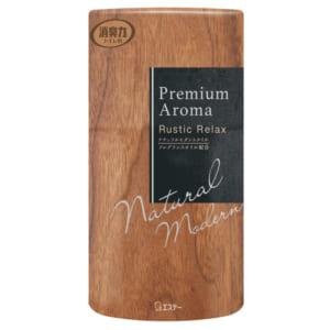 消臭力 トイレ用 Premium Aroma(プレミアムアロマ) ラスティックリラックス