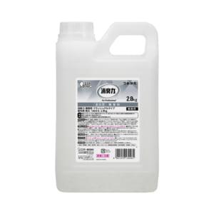 消臭力 業務用 クラッシュゲルタイプ 室内用 特大 つめかえ 2.8kg 無香料